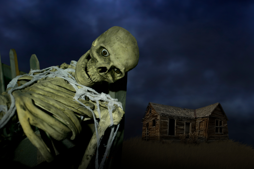 haunted house insurance